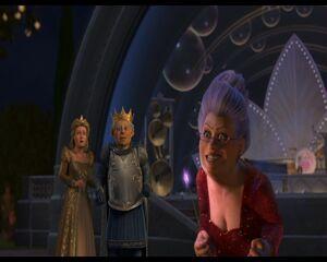 Fairy Godmother's breakdown