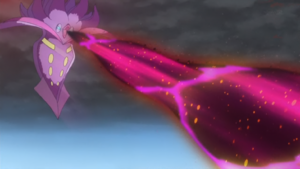 Malamar Hyper Beam