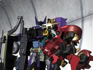 Megatron vs. Ransack