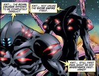 Phalanx (Uncanny X-Men Vol 1 343)