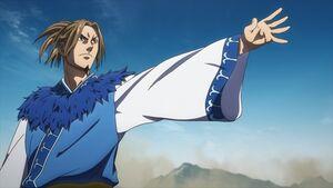 Ri Boku's Move Ou All Forces!