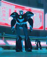 Riotgear's Autobot disguise