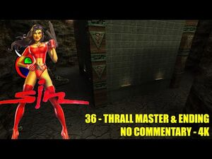 SiN (1998) - 36 Thrall Master & Ending - No Commentary