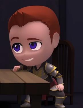 Cardin Winchester (RWBY Chibi)