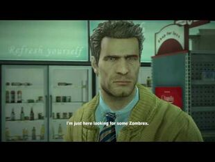 Zombrex - Dead rising 2 - the looters psychopath