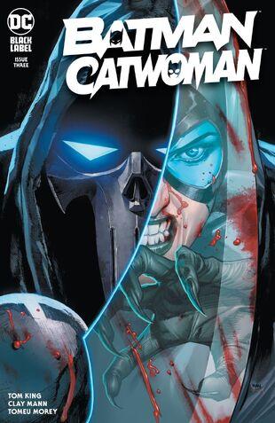 Phantasm in Batman/Catwoman