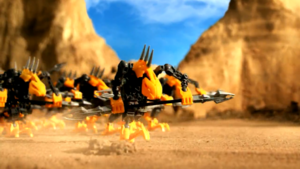 Battle Video Rahkshi Attack 2