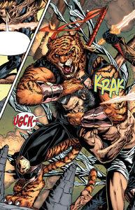 Bronze Tiger Prime Earth 005