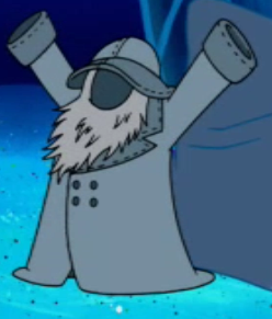 The Fisherman (Spongebob)