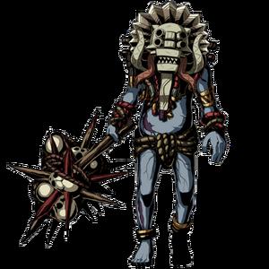 Giant Majini (Clan Master)