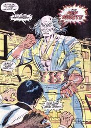 Ivan Kragoff (Earth-616) trapped in ghost form
