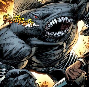King Shark Prime Earth 0010