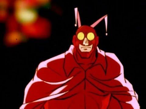 12345B/PE Proposal: Red Death Mask