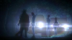 Nine reunites with his teammates