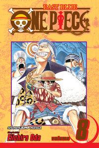 One Piece v8 Cover