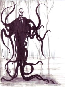 The Slender Man by CoolerKing