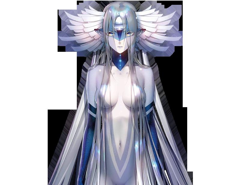 Priestess of the Alien God