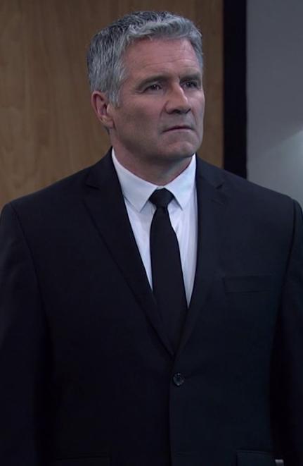 Agent Johnson (K.C. Undercover)