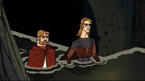 Anakin Obi-Wan sewer