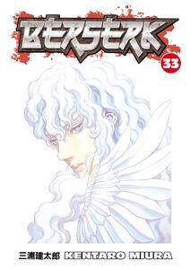 Berserk v33 Cover