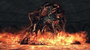 Dark Souls 2 Aldia Boss Fight and Ending (4K 60fps)