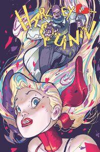 Harley Quinn Vol 4 3 Textless