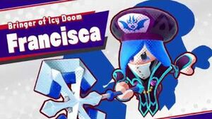 Kirby Star Allies Boss 11 - Francisca
