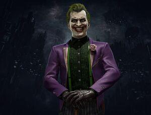 MK11 The Joker