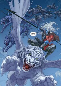 Malekith;s Battle Hounds (Marvel)