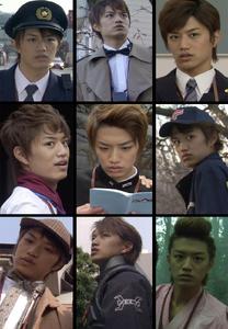 Many Roles of Tsukasa