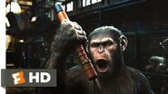 Rise of the Planet of the Apes (2 5) Movie CLIP - Prison Break (2011) HD