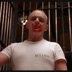 Silence of the Lambs escape scene - Hannibal Lecter