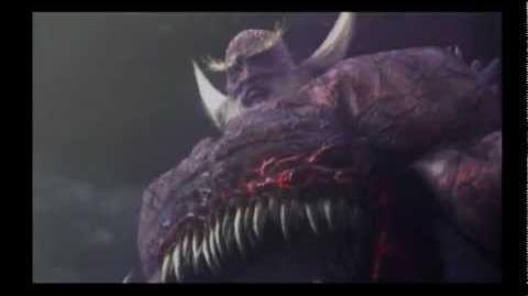 Tekken 5 - Jinpachi Mishima ending - HQ