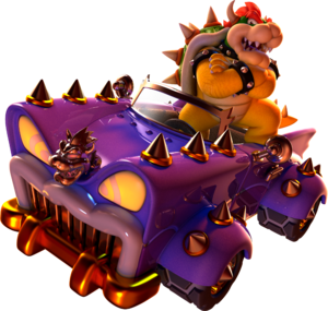The Bowser Mobile