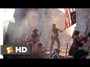 The Patriot (6-8) Movie CLIP - No Retreat! (2000) HD