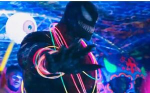 Venom Goes To A Rave Promotional Image