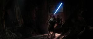 Anakin Skywalker Geonosians