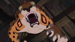 AttackLeopard