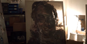 Candyman's Painting