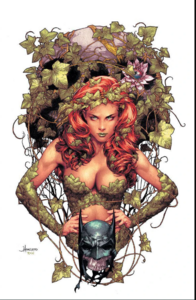 Harley Quinn and Poison Ivy Vol 1 1 Textless Anacleto Ivy Variant