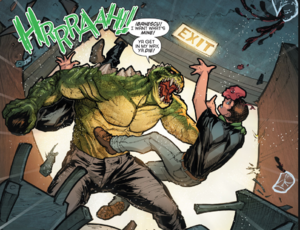 Killer Croc Prime Earth 0013