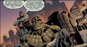 Killer Croc Prime Earth 0033