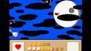Kirby Dream Land 3 True final boss Dark Matter Zero
