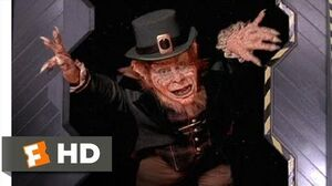 Leprechaun 4 In Space (9 9) Movie CLIP - A Leprechaun In Space (1997) HD