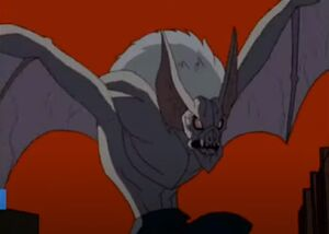 Man-Bat (The Batman) 40