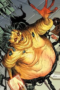 Mojo (Mojoverse) from X-Men Gold Vol 2 12 001
