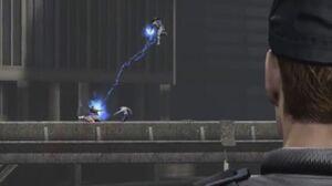 Raiden fights Motaro