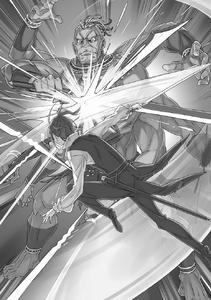 ReZero Ex Volume 3 Silver Flower Dance Illustration