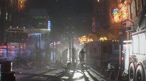 Resident Evil 3 remake official screenshot 6