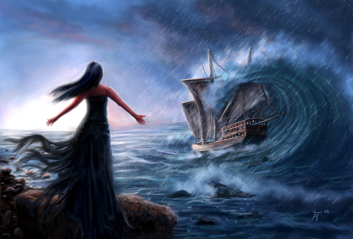 Siren (mythology)
